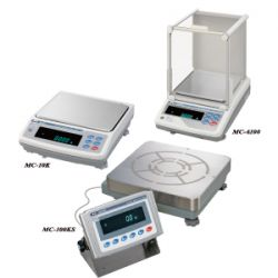 Cân điện tử AND model MC, Electric weight scale