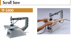 Máy Cưa Ryobi model TF-5400, Scroll Saw