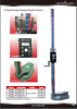Digital Height Gauge (Single Column) Metrology | Model EH-9500S | Model EH-91000S | Digital Height Gauge