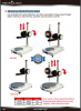 Measuring Stand Metrology | Model MS-S90 | Model MS-S150