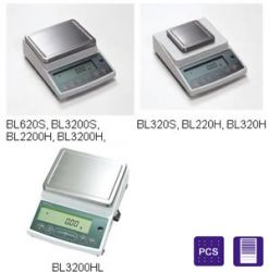 Can dien tu Shimadzu, BL seires: 220g/0.001g, Electronic Scales