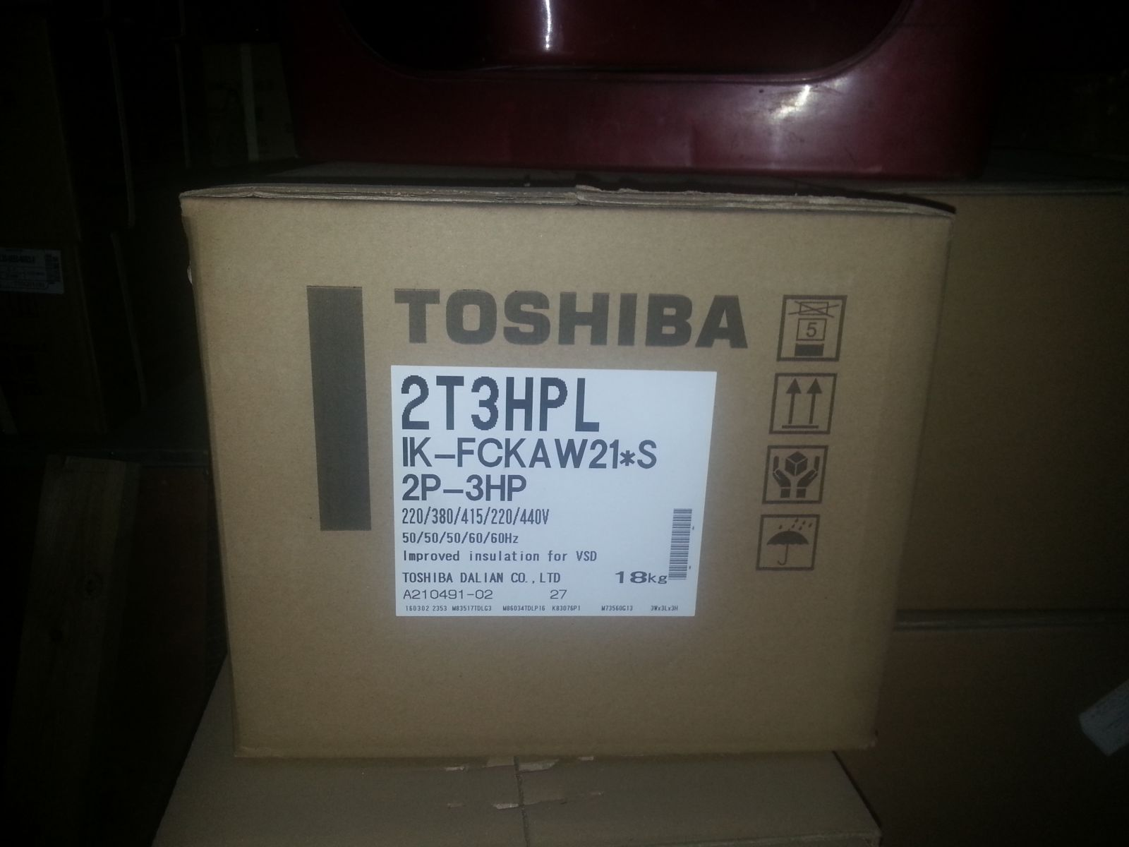 Dong Co Dien Toshiba