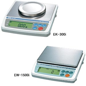 Cân điện tử AND model EK-i/ EW-i, Electric weight scale