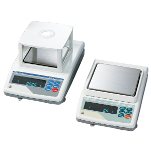 Cân điện tử AND model GX/GF, Electric weight scale
