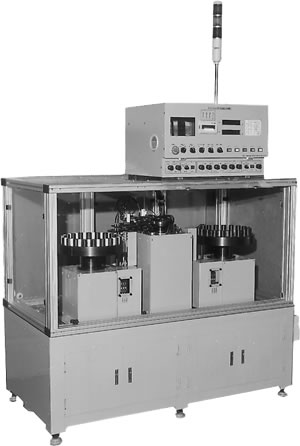 External Diamter Automatic Measuring and Separation Equipment Manufactured by Obishi Keiki Seisakusho in Japan
