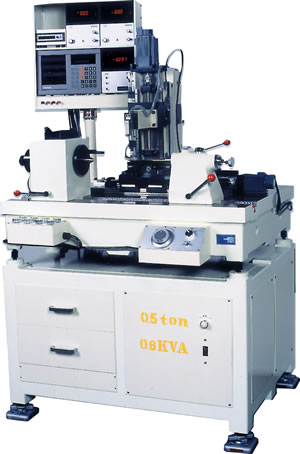 Precision Multi-Axial Measurement Equipment Manufactured by Obishi Keiki Seisakusho in Japan